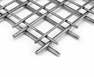 Concrete Welded Mesh Strengthen Industrial Construction